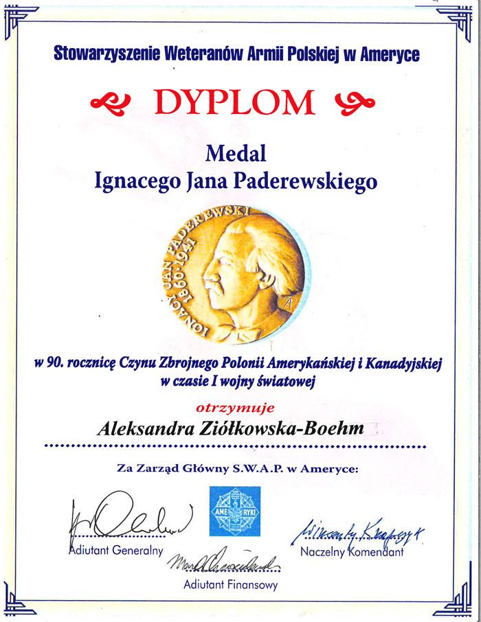 DyplomAleksandraZiolkowskaBoehm01122014